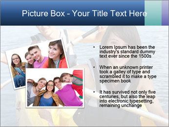 Kayak PowerPoint Template - Slide 20