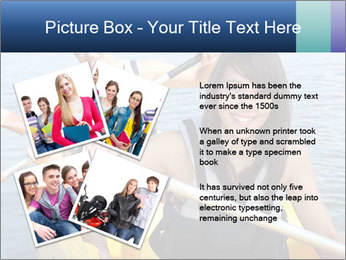 Kayak PowerPoint Template - Slide 23