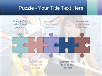 Kayak PowerPoint Template - Slide 41