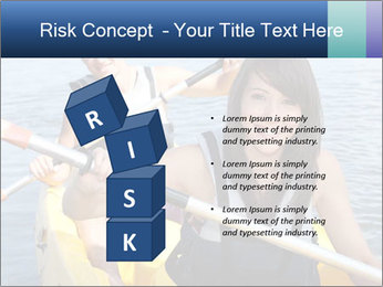 Kayak PowerPoint Template - Slide 81