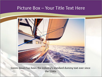 Sailor pulling rope PowerPoint Template - Slide 16