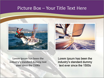 Sailor pulling rope PowerPoint Template - Slide 18