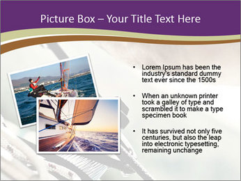 Sailor pulling rope PowerPoint Template - Slide 20