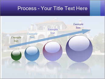 Swimmingpool and blue sky PowerPoint Templates - Slide 87