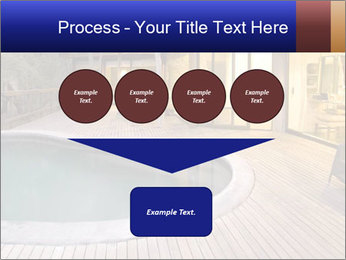 Swimming pool PowerPoint Template - Slide 93