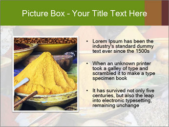 Spice market PowerPoint Template - Slide 13
