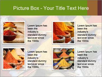 Spice market PowerPoint Template - Slide 14