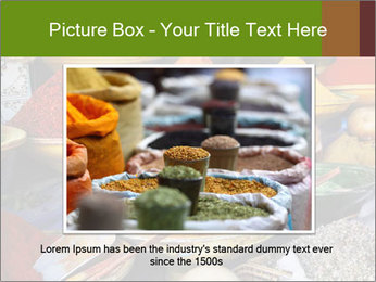 Spice market PowerPoint Template - Slide 15