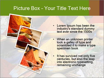 Spice market PowerPoint Template - Slide 17