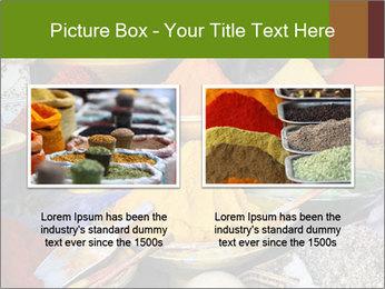 Spice market PowerPoint Template - Slide 18