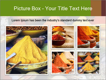 Spice market PowerPoint Template - Slide 19