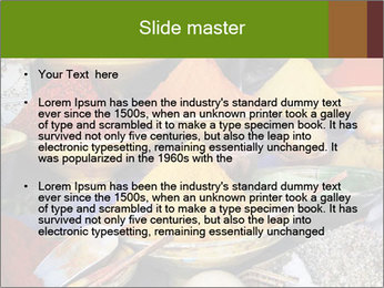 Spice market PowerPoint Template