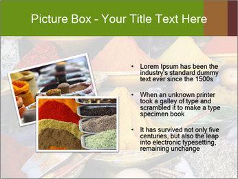 Spice market PowerPoint Template - Slide 20