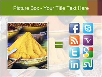 Spice market PowerPoint Template - Slide 21