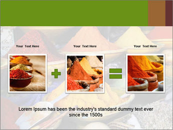 Spice market PowerPoint Template - Slide 22