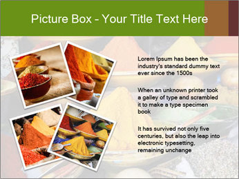 Spice market PowerPoint Template - Slide 23