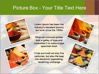 Spice market PowerPoint Template - Slide 24
