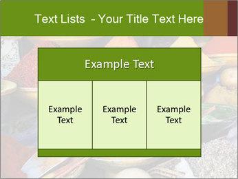 Spice market PowerPoint Template - Slide 59