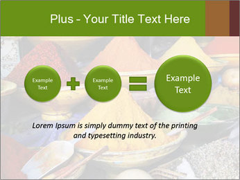 Spice market PowerPoint Template - Slide 75