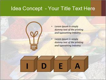 Spice market PowerPoint Template - Slide 80
