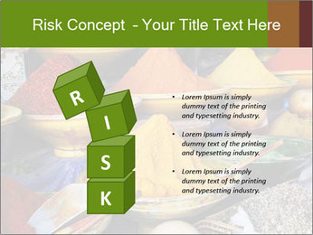 Spice market PowerPoint Template - Slide 81