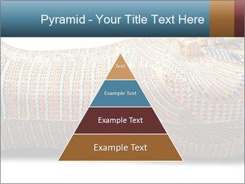 Tutankhamen's wooden sarcophagus PowerPoint Template - Slide 30