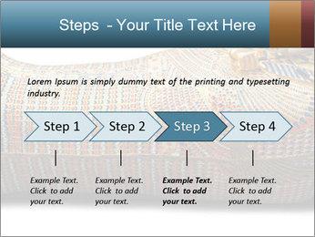 Tutankhamen's wooden sarcophagus PowerPoint Template - Slide 4