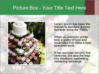 Gourmet cupcakes PowerPoint Templates - Slide 13