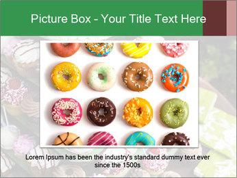 Gourmet cupcakes PowerPoint Templates - Slide 15