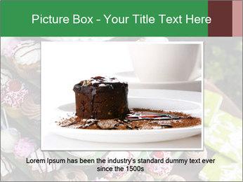 Gourmet cupcakes PowerPoint Templates - Slide 16