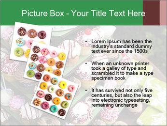 Gourmet cupcakes PowerPoint Templates - Slide 17