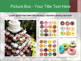 Gourmet cupcakes PowerPoint Templates - Slide 19