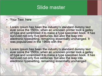 Gourmet cupcakes PowerPoint Templates - Slide 2