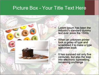 Gourmet cupcakes PowerPoint Templates - Slide 20