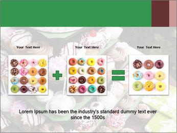 Gourmet cupcakes PowerPoint Templates - Slide 22