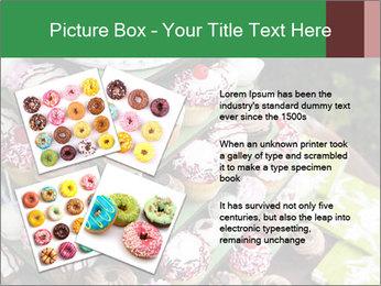 Gourmet cupcakes PowerPoint Templates - Slide 23
