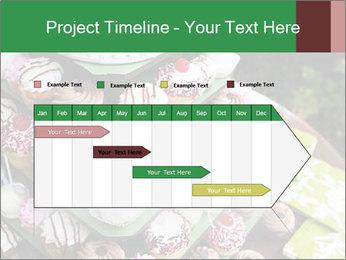 Gourmet cupcakes PowerPoint Templates - Slide 25