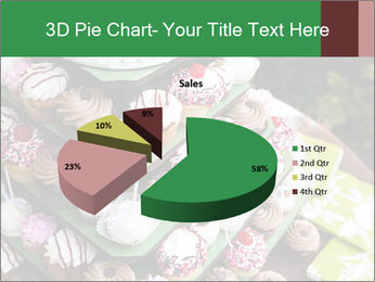 Gourmet cupcakes PowerPoint Templates - Slide 35