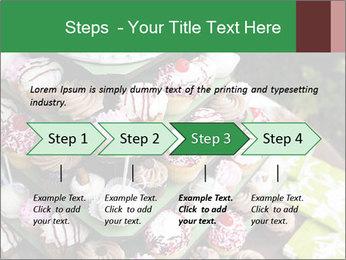 Gourmet cupcakes PowerPoint Templates - Slide 4