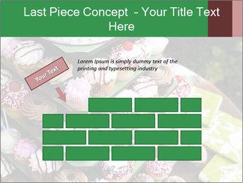 Gourmet cupcakes PowerPoint Templates - Slide 46