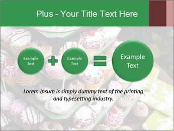 Gourmet cupcakes PowerPoint Templates - Slide 75