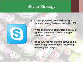 Gourmet cupcakes PowerPoint Templates - Slide 8