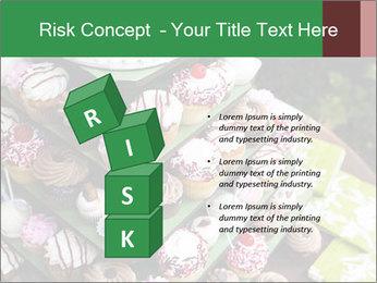 Gourmet cupcakes PowerPoint Templates - Slide 81