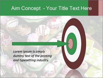 Gourmet cupcakes PowerPoint Templates - Slide 83