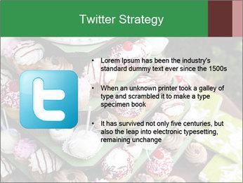 Gourmet cupcakes PowerPoint Templates - Slide 9