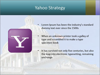 US Capitol Building PowerPoint Template - Slide 11