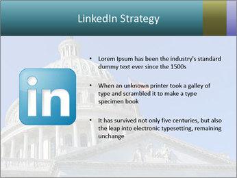 US Capitol Building PowerPoint Template - Slide 12