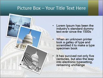 US Capitol Building PowerPoint Template - Slide 17