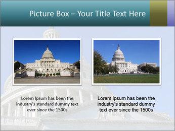 US Capitol Building PowerPoint Template - Slide 18