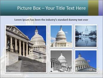 US Capitol Building PowerPoint Template - Slide 19